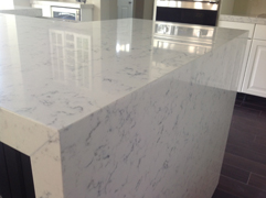 Quartz Kitchen Countertops Pictures By Stone Works Marble