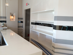 restaurant bar countertop remodel miami