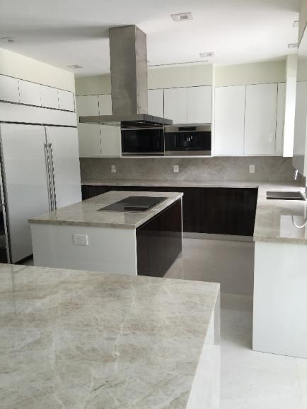 Modern Luxury Kitchen Cabinets