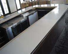 Quartz Blizzard Countertops